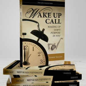 Annie Salley - Wake Up Call Book