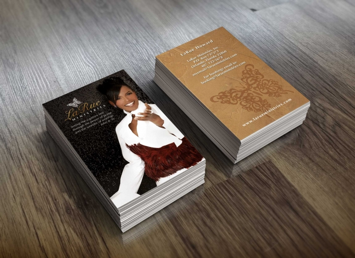 Business card design dominionhouse for Ministry business cards