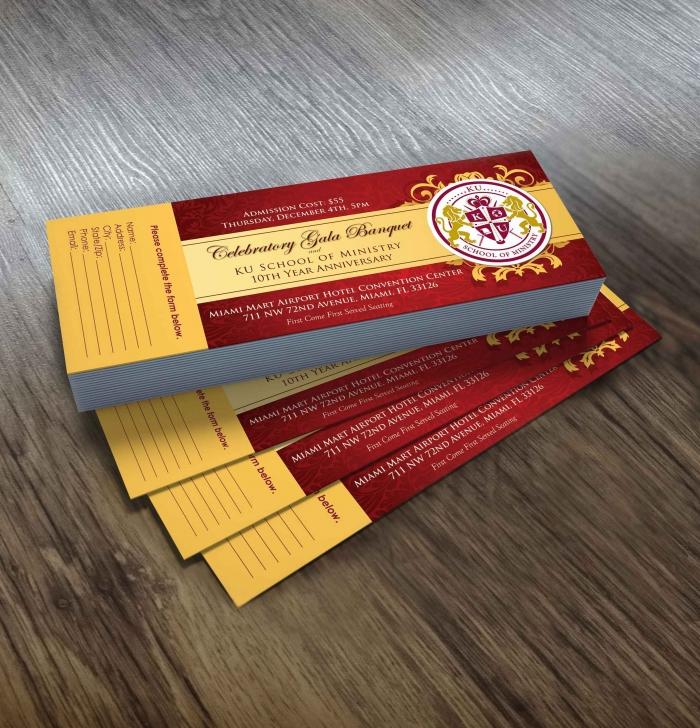 KU Graduation Tickets