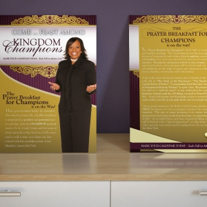 Trimm Prayer Breakfast-Flyer