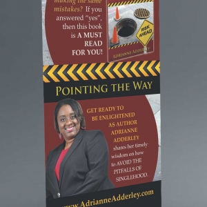 Adderley Book Promo Banner