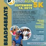 Beads4Beats 5k Flyer