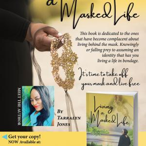Tarralyn Jones Book Release Flyer